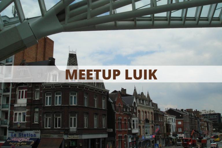 Meetup Luik 22 augustus