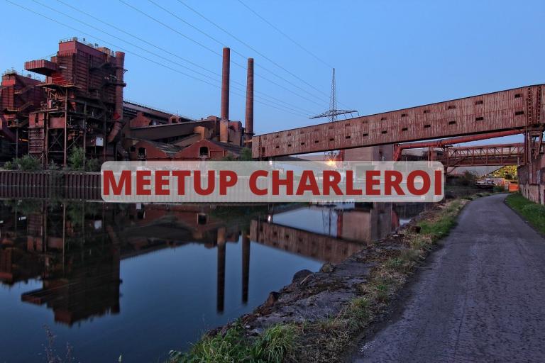Meetup Charleroi 10 oktober