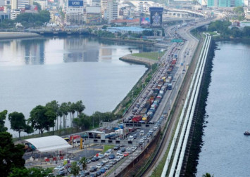 Third bridge needed to ease congestion between Johor and Singapore: Malaysian minister