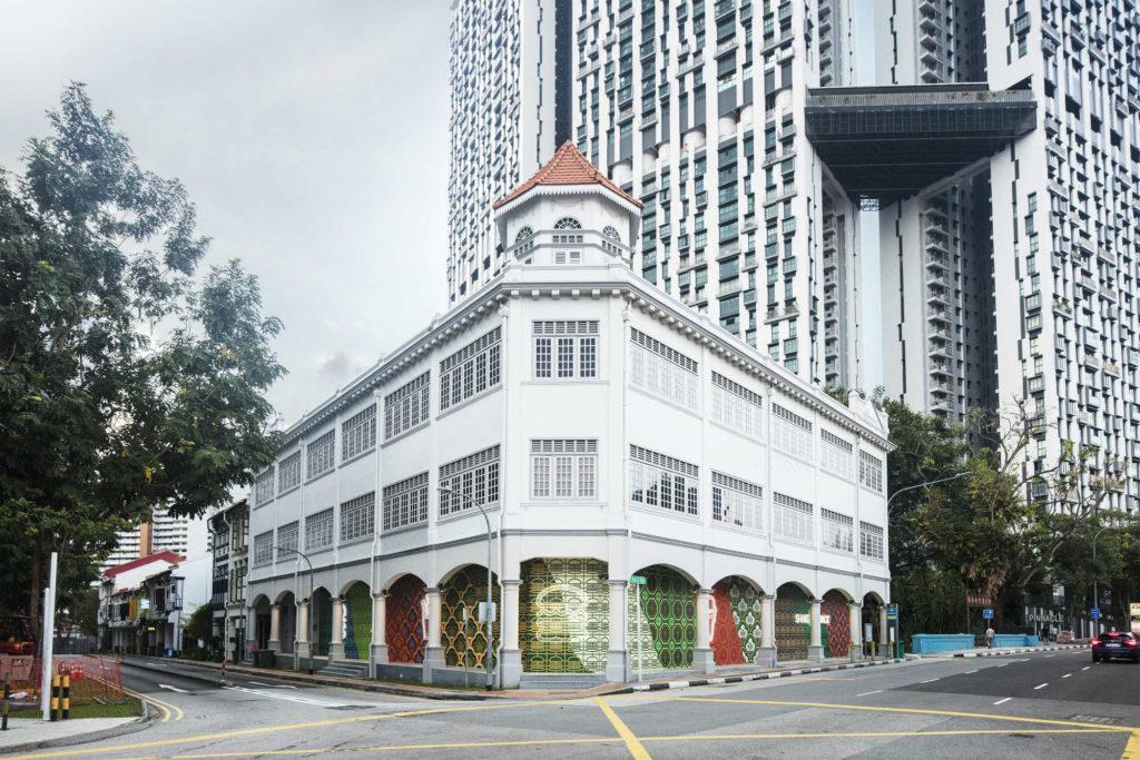 Shake Shack at 89 Neil Road. Photo: Shake Shack Singapore