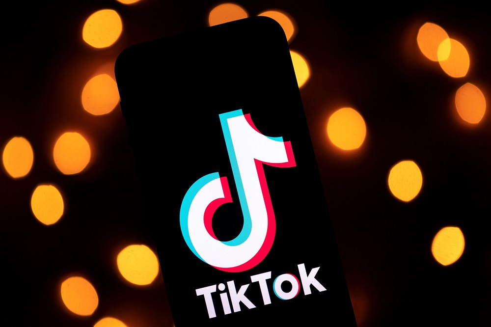 TikTok sees users sharing 15 to 60-second video clips on everything from hair-dye tutorials to dance routines and gags about daily life. — AFP pic