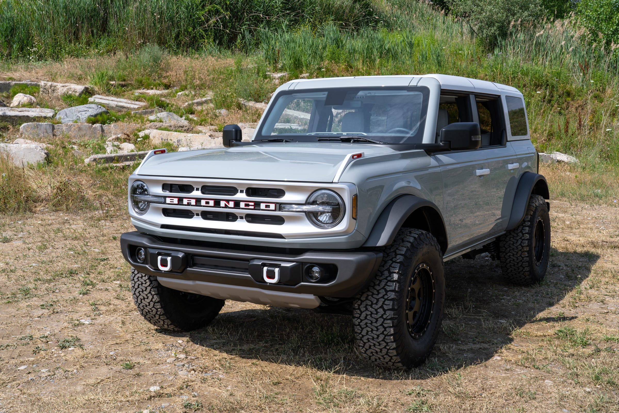 2021 Ford Bronco Revealed Revived Suv Boasts Features To Make Jeep Suv Owners Envious Asia Newsday