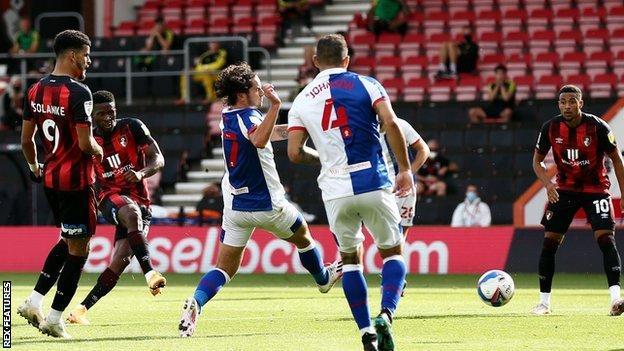 Bournemouth v Blackburn