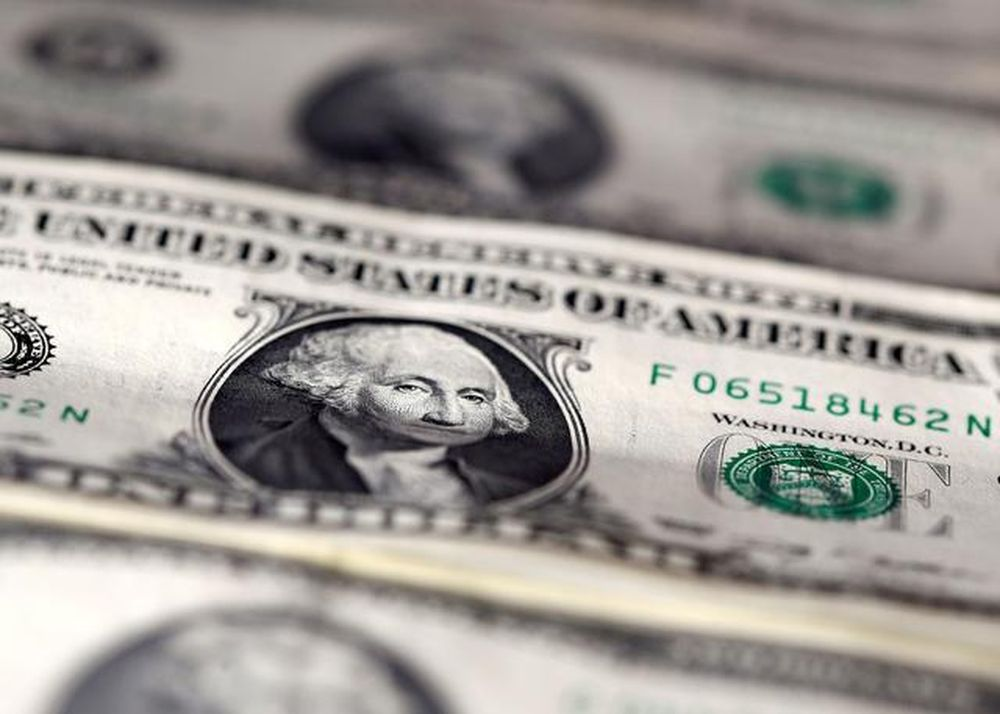 US dollar notes are seen in this November 7, 2016 picture illustration. — Reuters pic