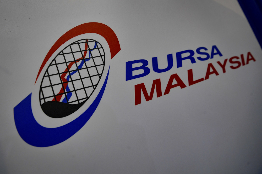 Thin trading expected on Bursa Malaysia in the fifth week of April. — Bernama pic