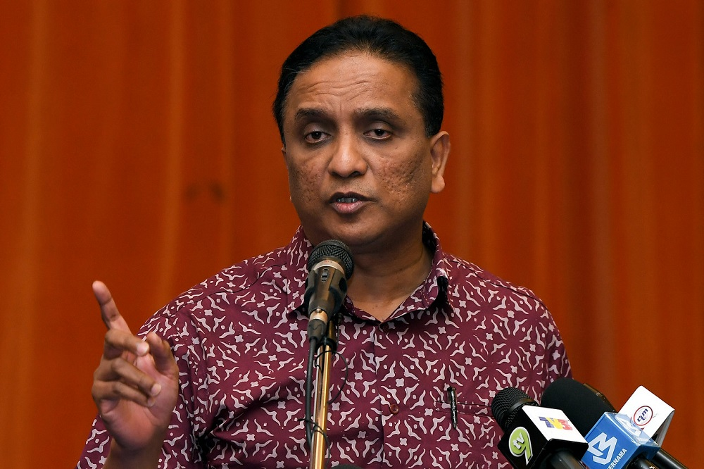 Youth and Sports Minister Datuk Seri Reezal Merican Naina Merican said it includes details of athletes' preparations to international sporting events like the Olympic Games, development of sports with the potential of winning medals and motorsports which is categorised under sports for all. — Bernama pic