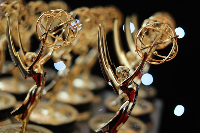 Sunday's Emmy line-up will see greater diversity than before. — Reuters pic