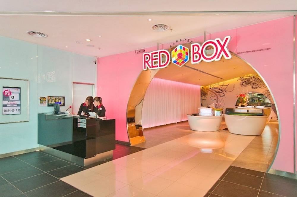 The prolonged closure during MCO cost Red Box Karaoke over RM2 million. — Picture courtesy of Red Box Karaoke