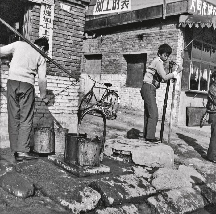 The local water pump, Datong