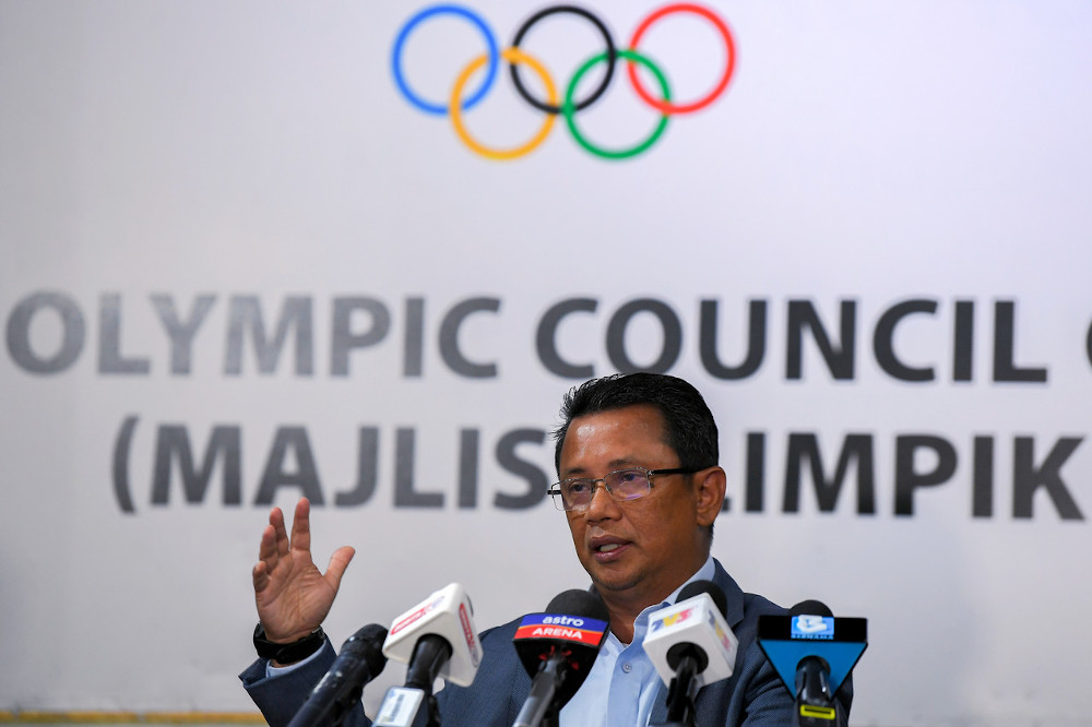 OCM president Tan Sri Mohamad Norza Zakaria said many major multi-sport Games would be held next year, including the Beijing Winter Olympic Games (February 4-20), Birmingham Commonwealth Games (July 28-August 8) and Hangzhou Asian Games (September 10-25). — Bernama pic