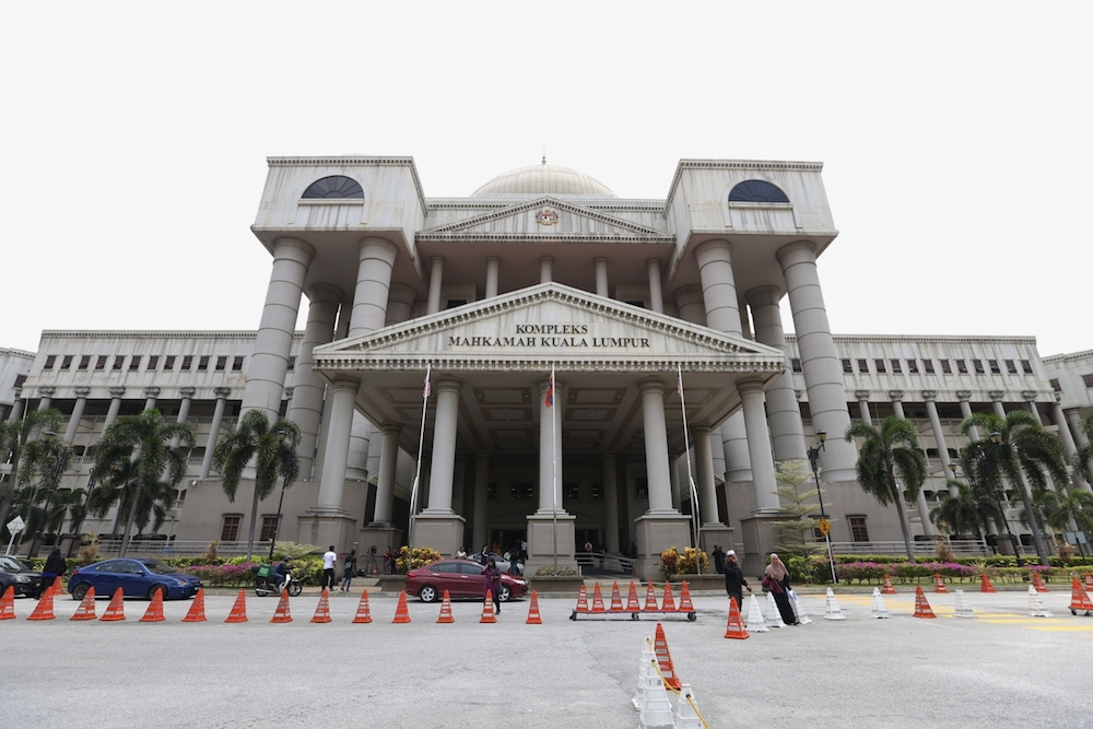 High Court deputy registrar Mahyudin Mohmad Som said the court had fixed December 14 for case management to set a new hearing date.  — Picture by Ahmad Zamzahuri