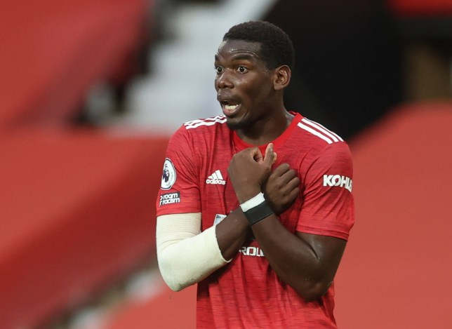 Paul Pogba 'cannot be happy' with his role at Manchester United, says Didier Deschamps