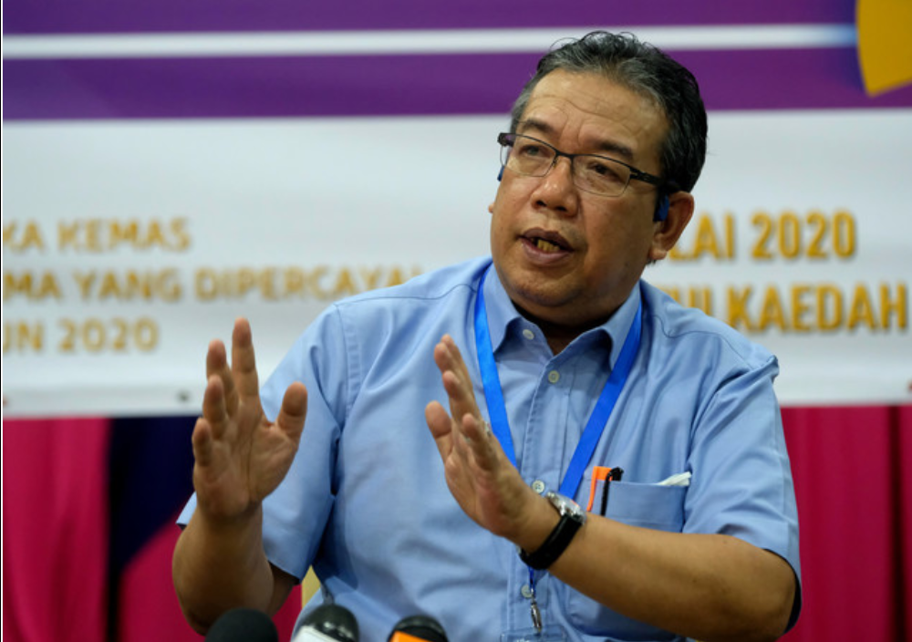 Rural Development Minister Datuk Abdul Latiff Ahmad said this year alone, RM271.24 million has been set aside for the projects with the latest amount spent totalling RM172.48 million. — Bernama pic