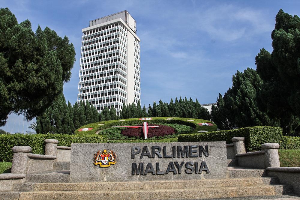 Dewan Rakyat Deputy Speaker Datuk Mohd Rashid Hasnon has confirmed no parliamentary session has been planned so far. — Picture by Shafwan Zaidon