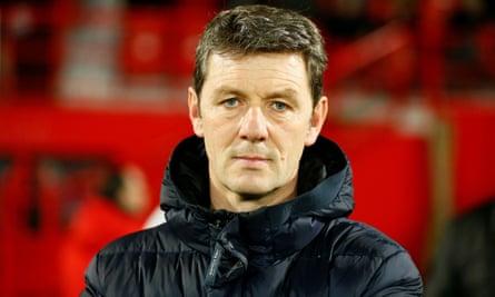 Dijon sacked Stéphane Jobard this weekend.