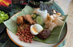 The Nasi Lemak (S). Photo: Coconuts