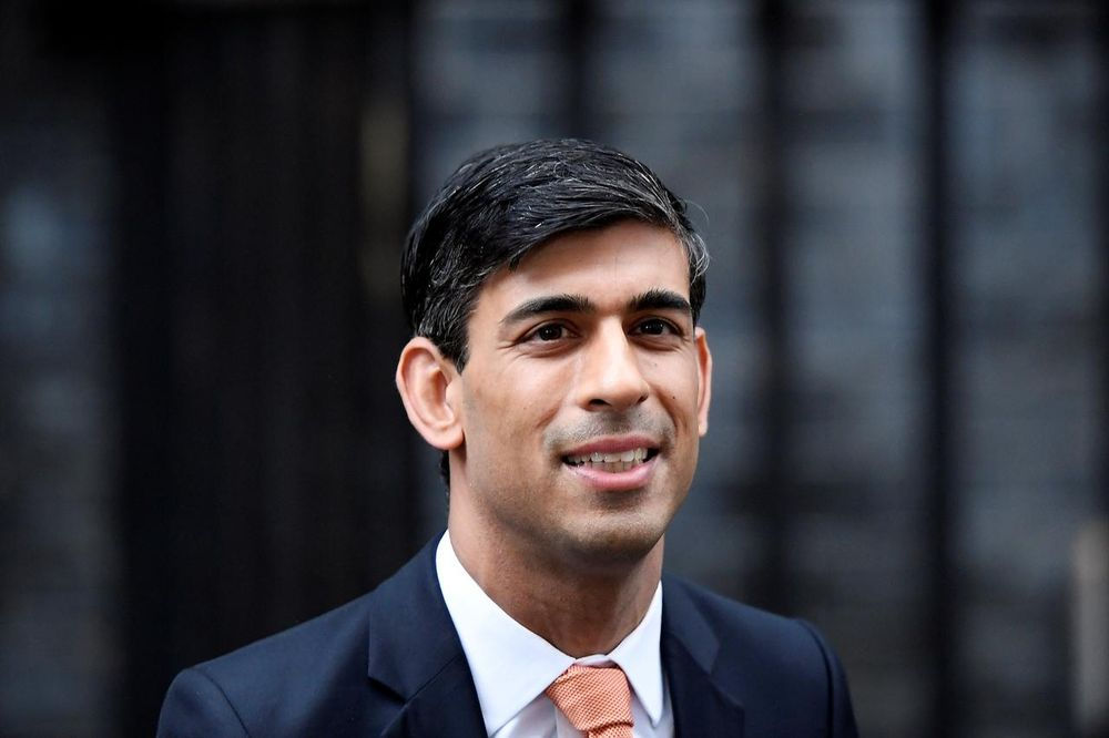The Chancellor of the Exchequer Rishi Sunak is expected to announce the initial funding at Wednesday's Budget and the bank will launch in spring, the Treasury said. — Reuters pic