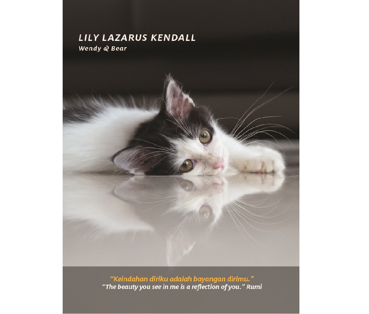 Get inspired with the 258 Cat Inspiration Desktop Book, a joint project between Pet Adoption Network Malaysia and  Arc Rhinowrites Productions. ― Picture by Pet Adoption Network Malaysia