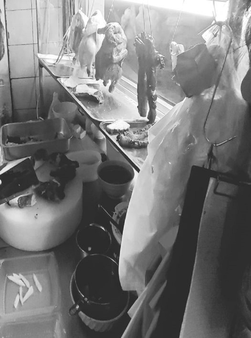 Gary Chong's encounter with a chicken rice seller had shed light on the plight of small business and hawker stall owners.