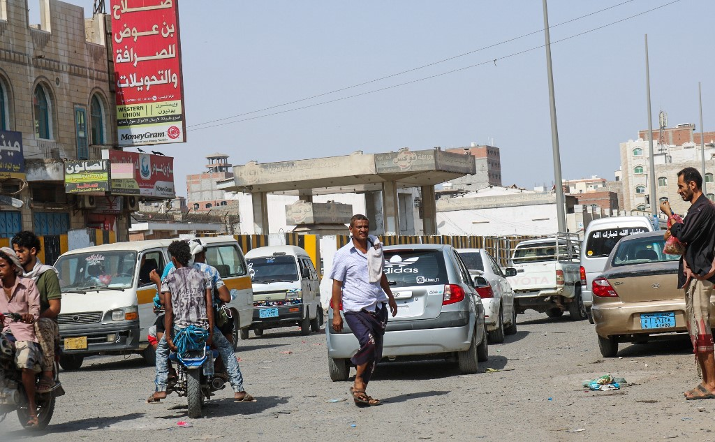 The explosion took place in Aden's Mansoura district. (AFP/File)