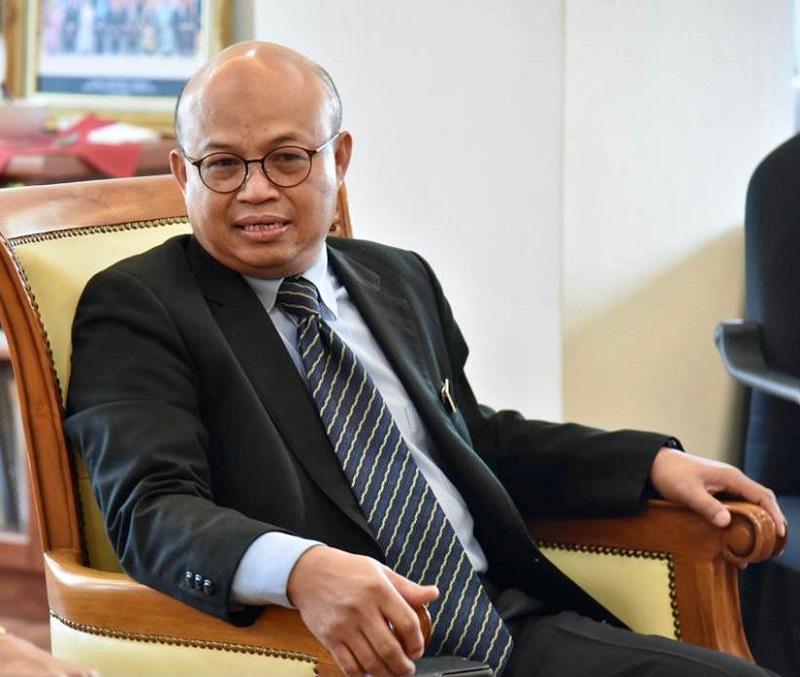 Datuk Dr Sha'ari Ngadiman is the Selangor Health Director. ― Picture courtesy of Dr Sha'ari