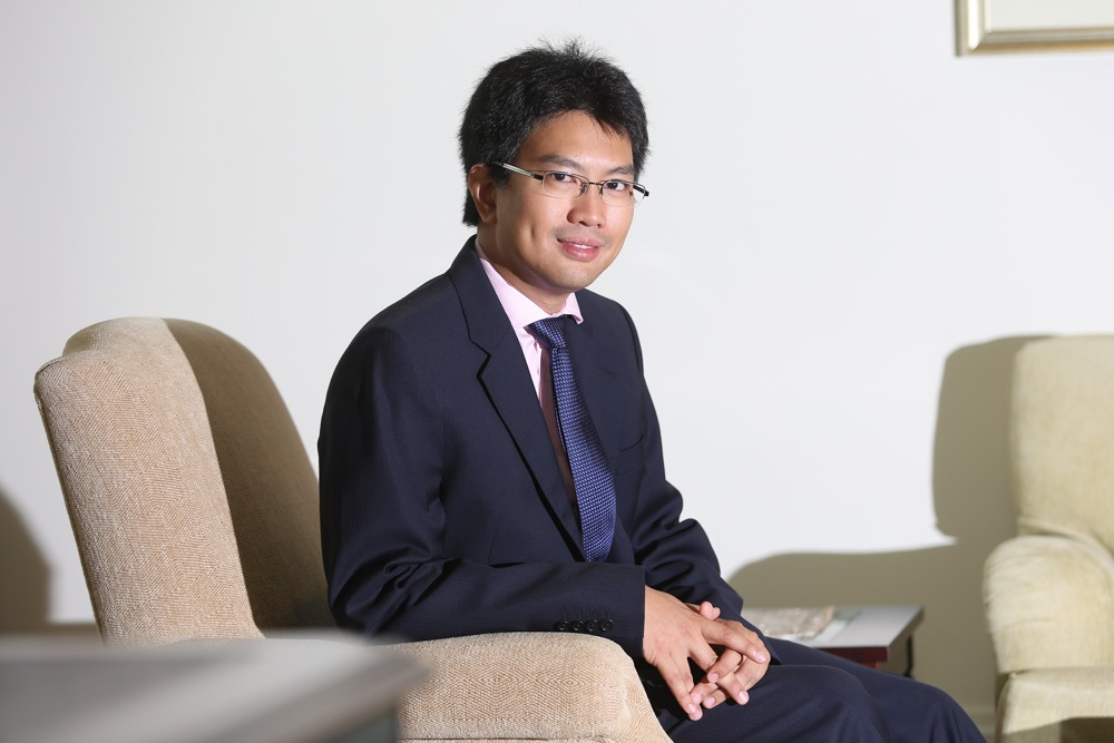 Tunku Zain Al-'Abidin Tuanku Muhriz is a public policy-making advocate, newspaper columnist and sits on the board of several corporations and charity organisations. ― Picture by Choo Choy May