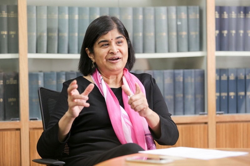 Datuk Ambiga Sreenevasan is a prominent lawyer and human rights activist. ― Picture by Choo Choy May