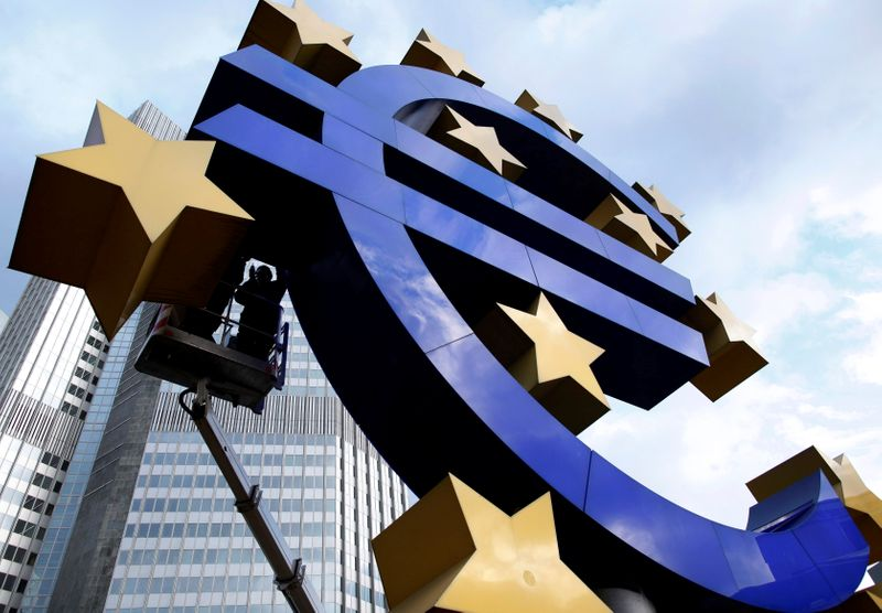 ECB worries about euro but relaxed on yields: account