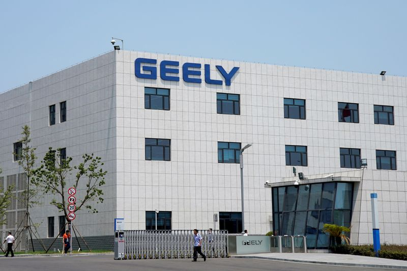 Geely departs from convention with plan for new EV unit - sources
