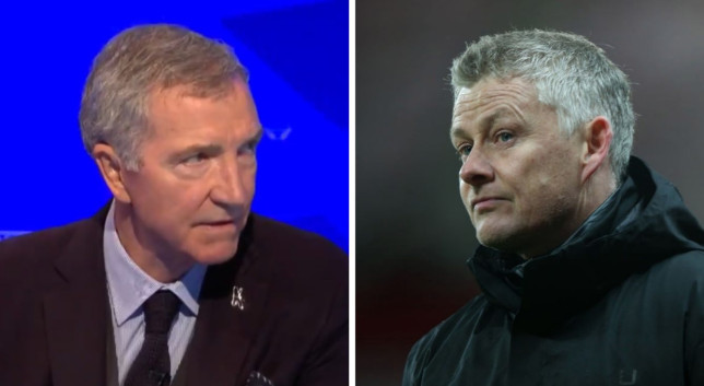 Graeme Souness says Ole Gunnar Solskjaer has work to do at Manchester United