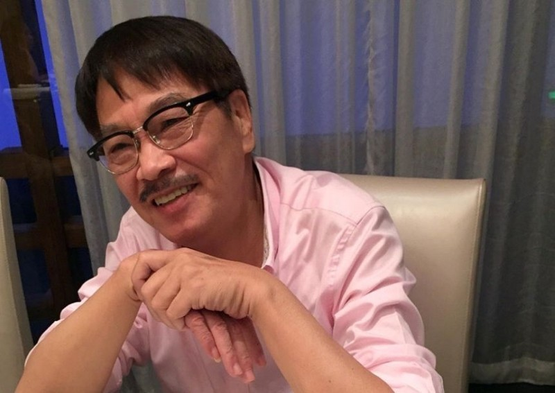 Actor Ng Man Tat had recently been diagnosed with liver cancer and was undergoing treatment. — Photo via Weibo/Ng Man Tat