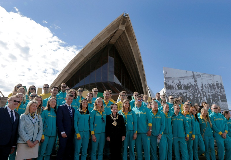 Australia last hosted the Olympics in Sydney in 2000. — Reuters pic