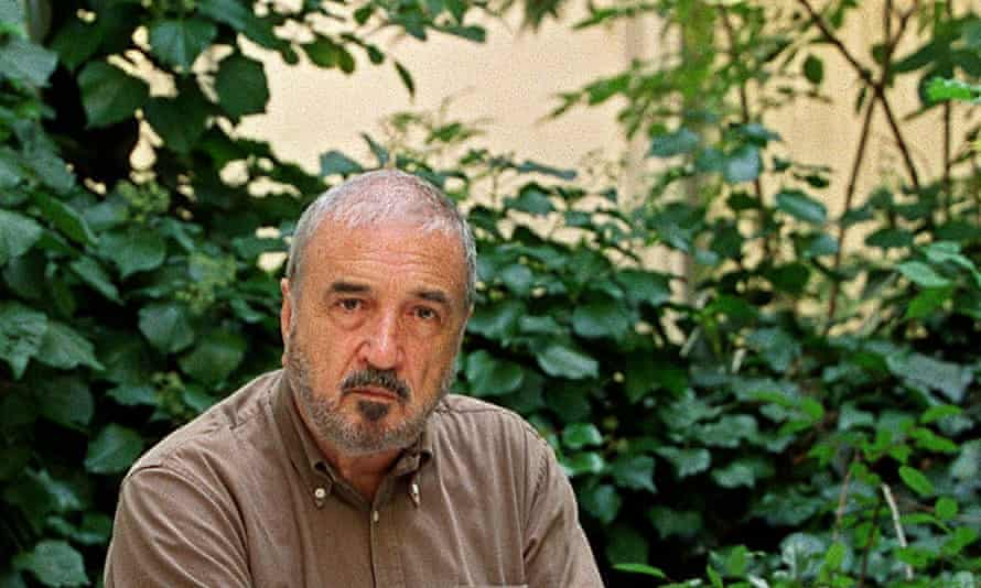 Jean-Claude Carrière at his home in Paris in 2001.
