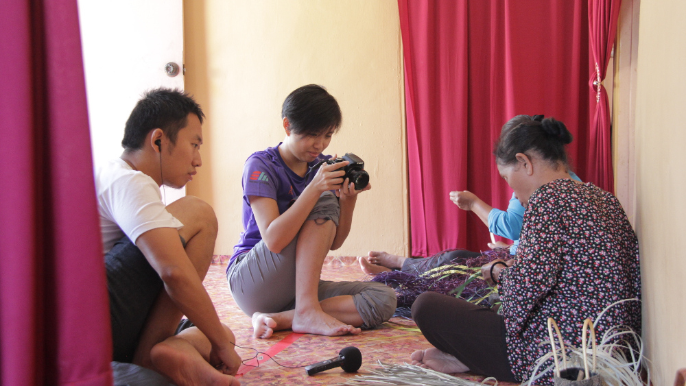 GAP works closely with Orang Asli creatives to bring their stories to a wider audience. — Picture courtesy of GAP