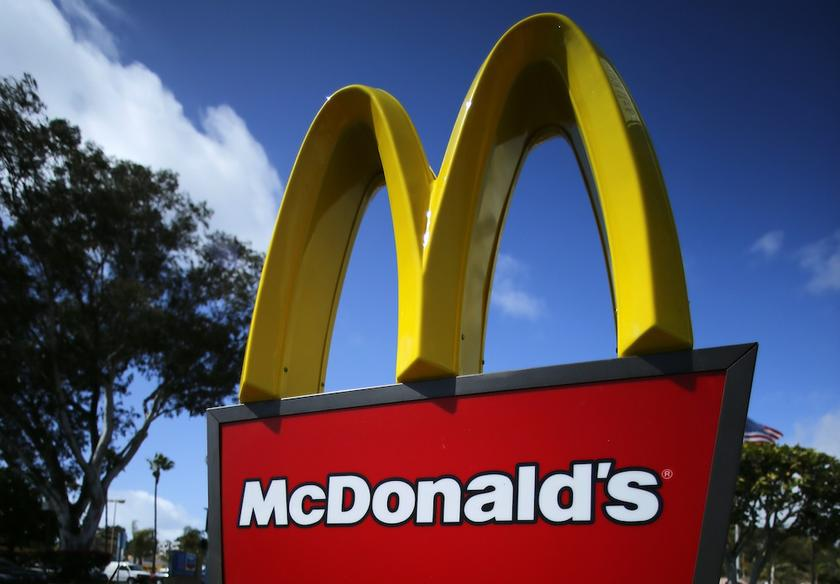 McDonald's is weighing the sale of part of digital start-up Dynamic Yield, which it bought two years ago. — Reuters pic