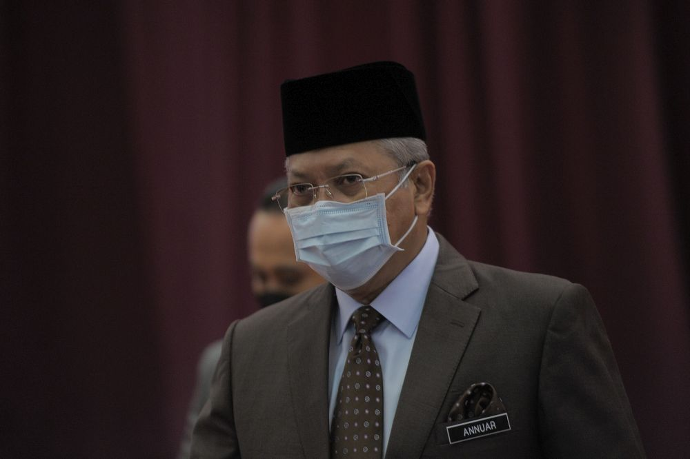 Opposition MPs in the capital city will  boycott the first federal territories bipartisan consultation committee (Jakowip) meeting in protest against the refusal by FT minister Tan Sri Annuar Musa (pictured) to grant them a special meeting. — File picture by Shafwan Zaidon