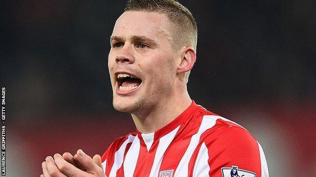 Ryan Shawcross made 451 appearances for Stoke City after first moving from Manchester United, initially on loan, in 2007