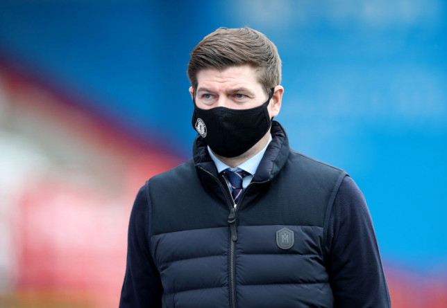 Steven Gerrard names the five Rangers players who broke coronavirus lockdown rules