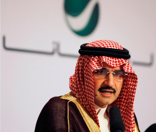 Warner Music Group on Tuesday announced it has invested an undisclosed amount in Rotana Music, the independent record label owned by Saudi Arabia's Prince Al-Waleed bin Talal. (Supplied)