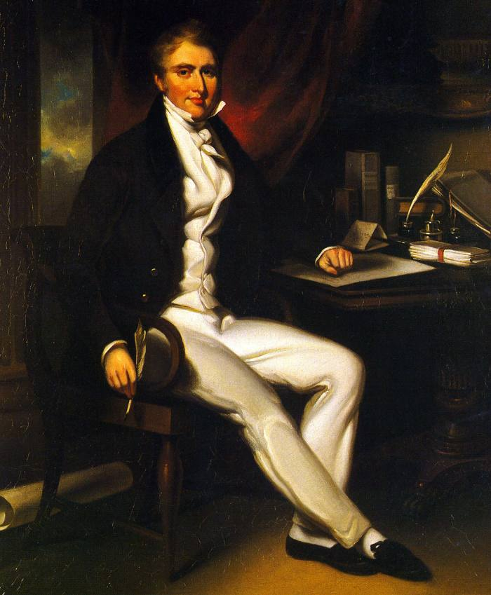 William Jardine, the Scottish merchant who co-founded Jardine, Matheson & Company in Canton in 1832