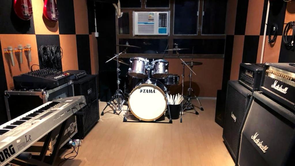 Simply Rock's San Po Kong studio. Photo: Facebook/Simply Rock San Po Kong