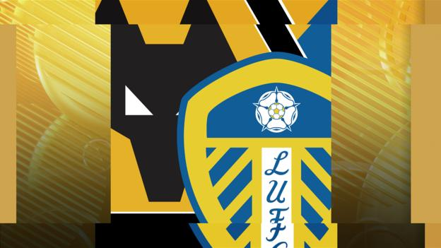 Wolves v Leeds