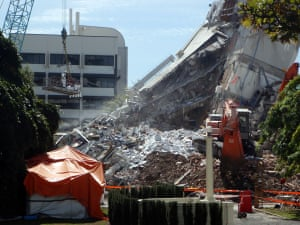 The PGC building collapse