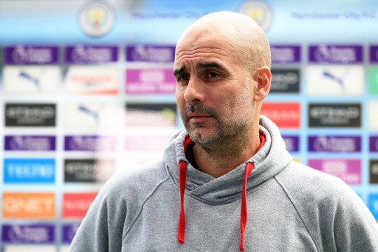 Pep Guardiola could rest players ahead of next week's Champions League matches