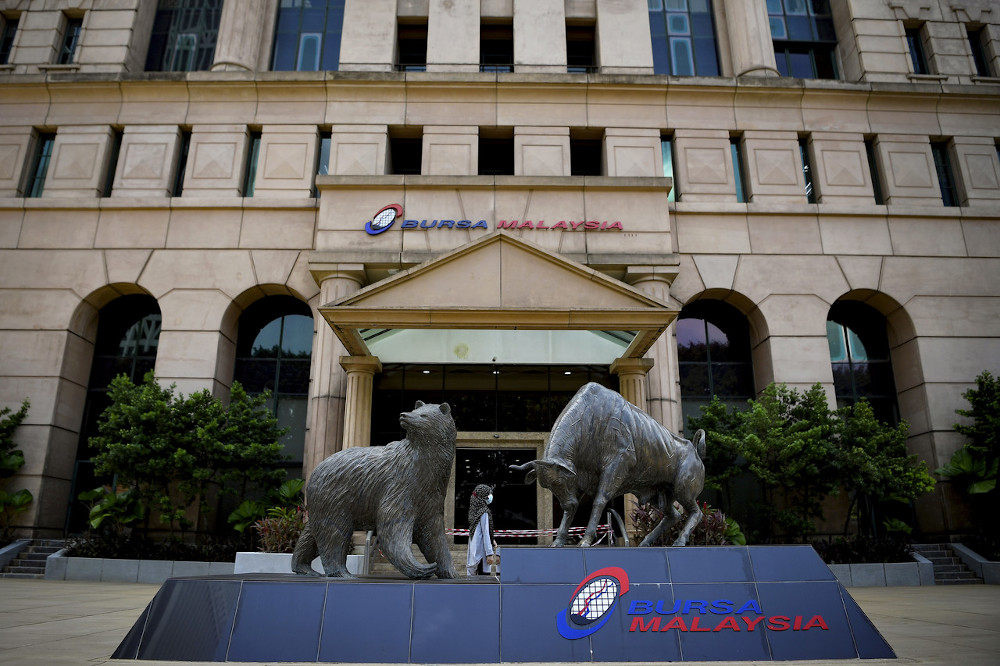 The exchange operator said it has recently observed an increase in the number of scams involving the misuse of the Bursa Malaysia name and corporate logo. — Bernama pic