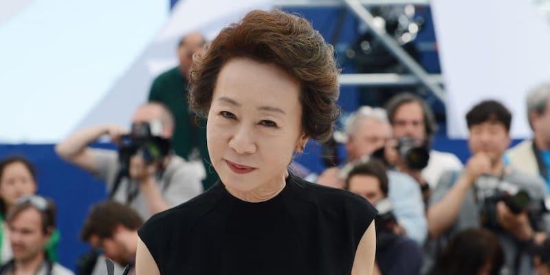 South Korean actress Youn Yuh-jung — AFP pic