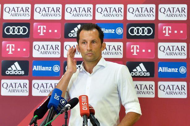 Hasan Salihamidzic, Bayern Munich's sporting director