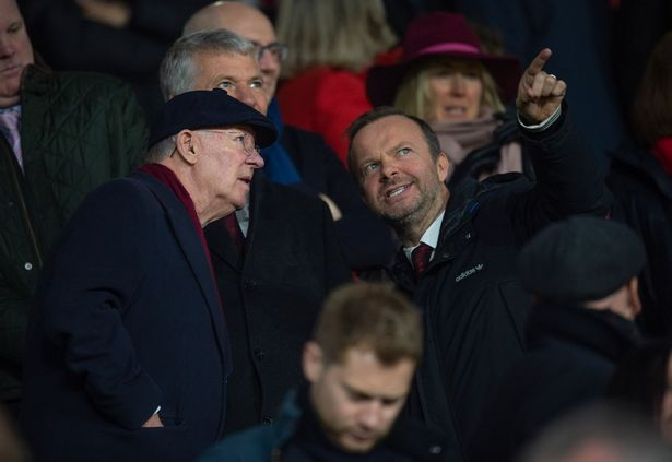 Woodward and Ferguson reportedly did not always see eye to eye