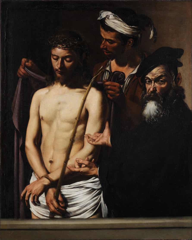 Caravaggio's Ecce Homo