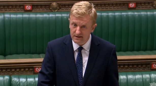 Oliver Dowden said the government is looking into the German Model